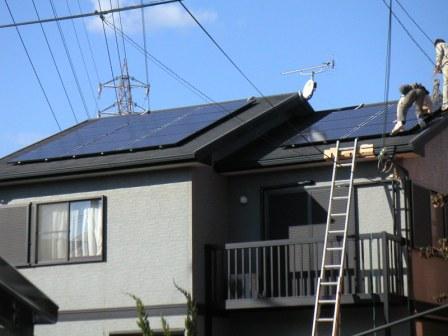 和歌山岡電器サービス岩出市パナット・おか太陽光発電取り付け工事無料見積り相談