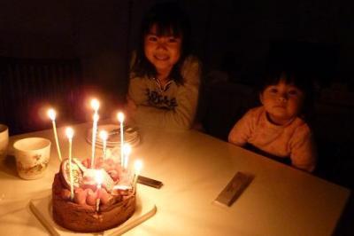 さり誕生日 (1)