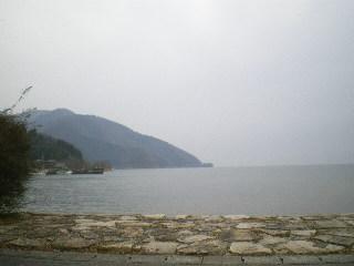 琵琶湖最北