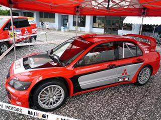 ランサーWRC05 (2005)