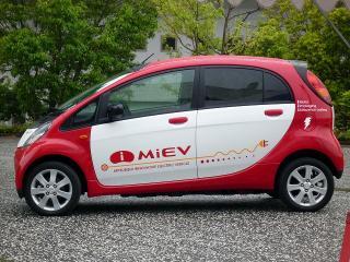 i MiEV(アイ・ミーブ)