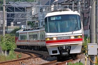 名鉄 1200系 パノラマsuper