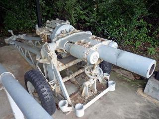 105ミリ軽榴弾砲[試作]