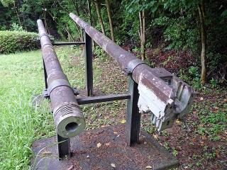 海上自衛隊 50口径3インチ砲身