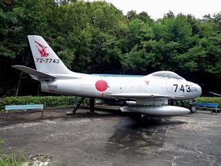 航空自衛隊 F-86セイバー