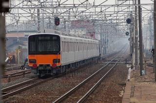 東武50050系の甲種