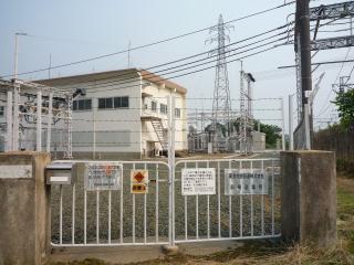 東海旅客鉄道 岡崎変電所