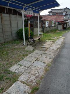 名鉄市内線跡