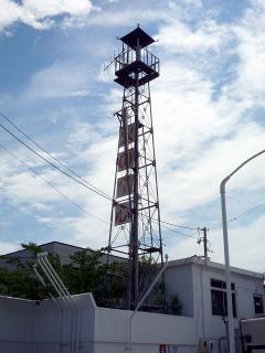 知多郡東浦町大字緒川の火の見櫓