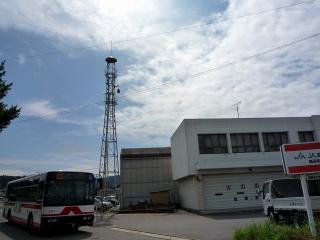 岡崎市樫山町の火の見櫓