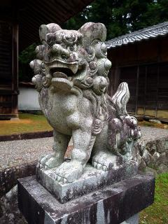八幡社(岡崎市夏山町字根尻)