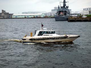 海上保安庁 監視取締艇 SS-60 さあべんす