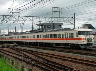 臨時快速「佐久間レールパーク号」回送列車