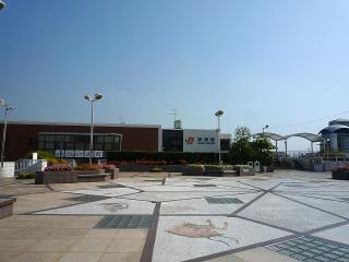 JR 安城駅