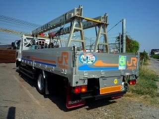 JR東海物流のトラック