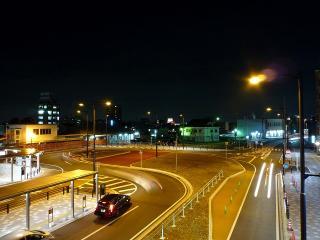岡崎駅 東口駅前広場