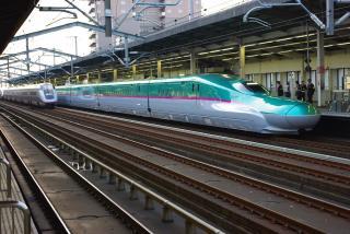 東北新幹線E5-004