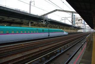 東北新幹線E5-001