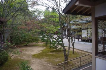 金剛峰寺の庭