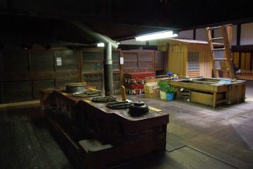 金剛峰寺 天皇家の台所