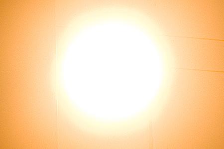 水星が通過してるはずの太陽