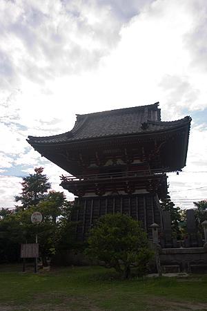 金蓮寺鐘楼