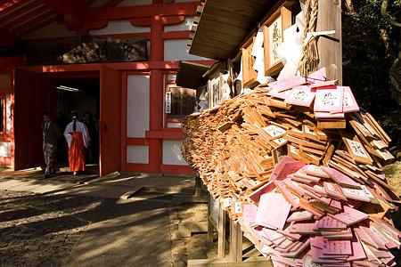 奈良紅葉風景-4
