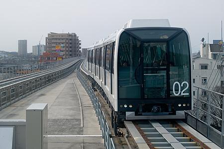 リニモ長久手古戦場駅