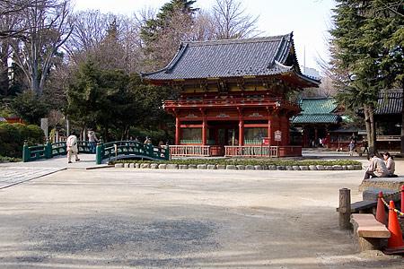 根津神社-1