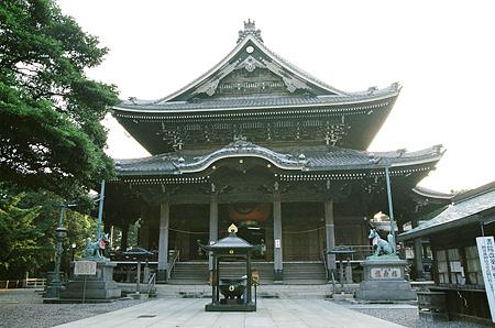 豊川稲荷本堂