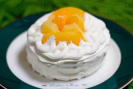 最近のケーキ-4