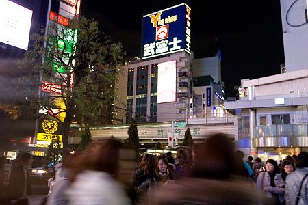 渋谷の夜-2