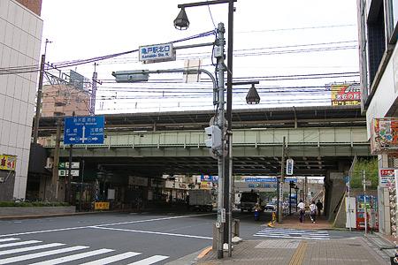 早朝東京-11