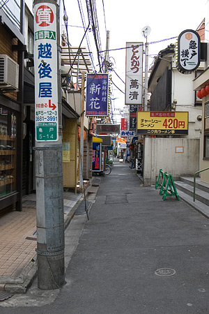 早朝東京-8