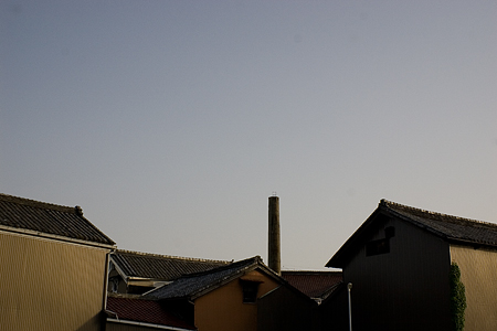 津島本町煙突