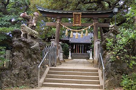 長崎神社-2