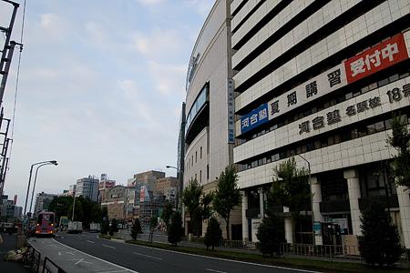 早朝名古屋駅裏-5