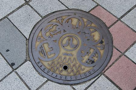 早朝名古屋駅裏-7