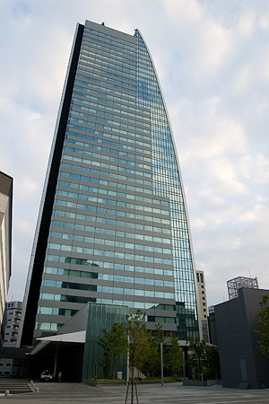早朝名古屋駅裏-9