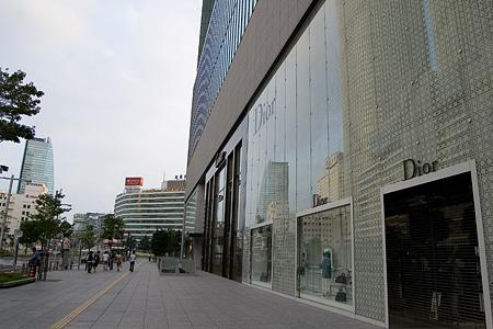 早朝名古屋駅表-4