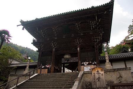 長谷寺楼門