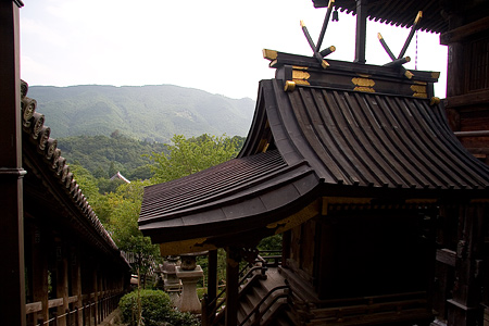 長谷寺小さな社