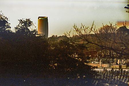 アクアタワー昭和40年代風