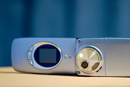 初ケータイカメラ