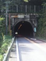 桃ヶ沢トンネル1