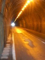 桃ヶ沢トンネル2