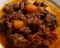 carne con toro