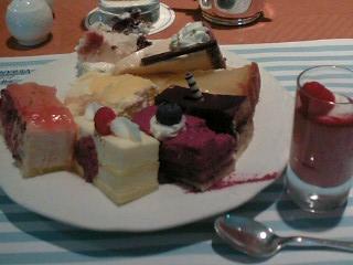 デザートごちゃあ