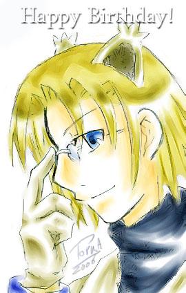 最近・・・転職獅子ばかり描いている気がするのは仕様ですか、そうですね・・・