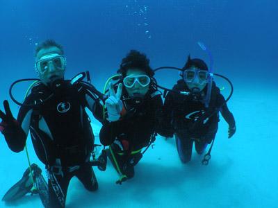 沖縄 ダイビング 写真